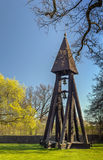 Wooden Bell Tower, Stockholm Royalty Free Stock Photography