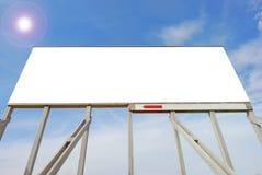 Wooden billboard Royalty Free Stock Photo