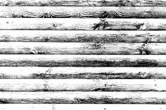 Wooden black and white background in grunge style, wooden texture background, structured surface, natural backdrop with nothing, w. Ood floor view in front Royalty Free Illustration