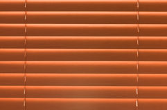 Wooden blinds Stock Images