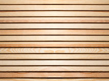 Wooden blinds. Royalty Free Stock Photos
