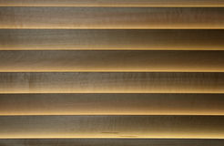 Wooden Blinds Background Royalty Free Stock Image
