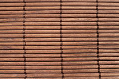 Wooden Blinds Background Stock Image