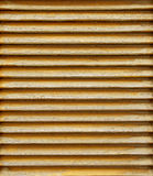 Wooden Blinds Background. Background of Weathered and Cracked Wooden Blinds closeup Stock Photos