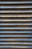Wooden blinds texture. Old, dark wooden blinds, suitable for textures or background Royalty Free Stock Image