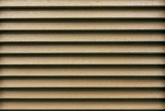Wooden Blinds Royalty Free Stock Photos