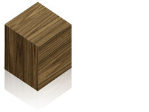 Wooden block Royalty Free Stock Images