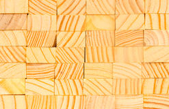 Wooden block background Stock Image