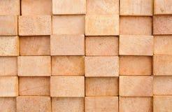 Wooden block building backgrpund Royalty Free Stock Photo