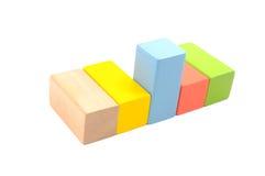 Wooden block Royalty Free Stock Image