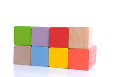Wooden block Stock Photography