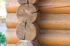 Wooden blockhouse Stock Photos