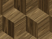 Wooden blocks. Close up of stacked wooden blocks Stock Image
