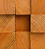Wooden blocks background Royalty Free Stock Photos