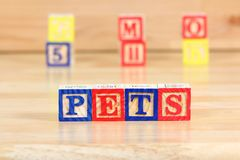 Pets Royalty Free Stock Images