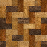 Wooden blocks stacked for seamless background. Wooden rectangular parquet stacked for seamless background. rosewood veneer Stock Photography