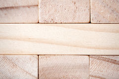 Wooden blocks tower texture Stock Photos