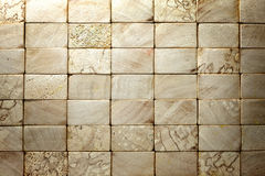Wooden blocks vintage background Royalty Free Stock Images