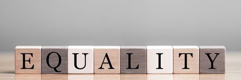Equality Concept royalty free stock photo