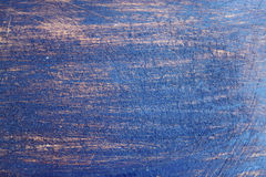 Wooden blue background Stock Images