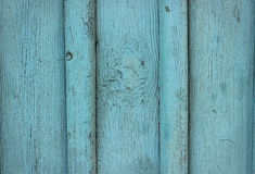 Wooden blue background. Wooden blue old wall background Royalty Free Stock Photography