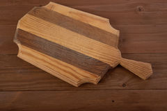 A wooden board as background Royalty Free Stock Photo