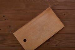 A wooden board as background Stock Photos