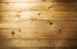 Wooden board as background Royalty Free Stock Photos