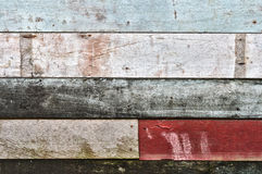 Wooden board background Royalty Free Stock Photos
