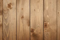 Wooden board for background or texture Stock Image