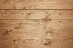 Wooden board for background or texture Stock Photography