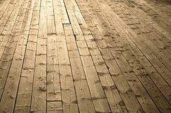 Wooden board background stock image
