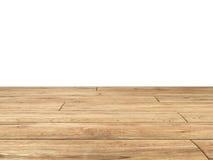 Wooden board backgrownd 3d render Stock Image
