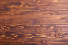 Wooden board chocolate color textured top view Stock Photo