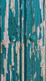 Wooden board with cracks Royalty Free Stock Photo
