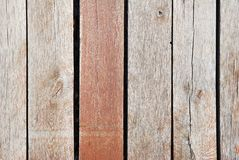 Wooden board fence texture Royalty Free Stock Photos