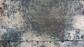 Wooden board. Gray wooden texture for background Royalty Free Stock Photography