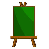 Wooden board isolated illustration Stock Photo