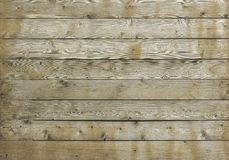 Wooden board with knots Stock Photos
