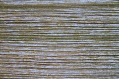 Wooden board with patina Royalty Free Stock Photos