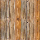 Wooden board for seamless background Stock Photos
