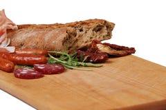 italian cuisines stock images