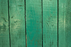 Wooden board texture green. Background Royalty Free Stock Image