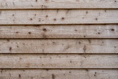 Wooden Board Wall royalty free stock image