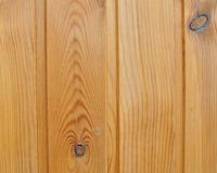 Wooden Board Wall Stock Photo