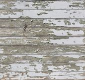 Wooden board white old style. Abstract background Royalty Free Stock Photography