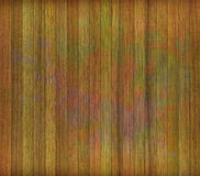 Wooden boards. Raster image a background, color wooden boards Royalty Free Stock Images