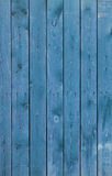 Wooden boards. Blue wooden boards, texture, background, detail Stock Photo