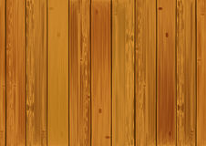 Wooden boards. Royalty Free Stock Photo