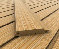 Wooden boards Royalty Free Stock Photo